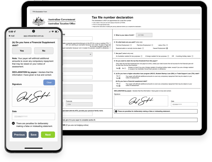 feature Payroll Onboarding